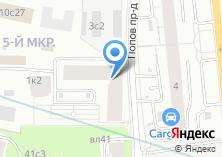 Компания «Ортосмайл» на карте