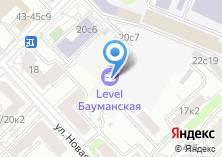 Компания «ПРОТЕКС» на карте