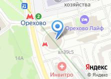 Компания «Станция Орехово» на карте