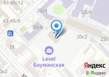 Компания «Пакпак.ру» на карте