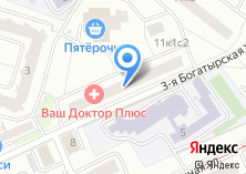 Компания «Муниципалитет внутригородского муниципального образования Богородское» на карте