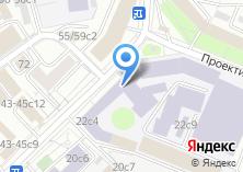 Компания «BestScan» на карте