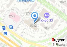 Компания «Unlockdoor» на карте
