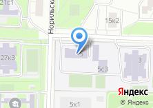 Компания «Средняя общеобразовательная школа №751» на карте
