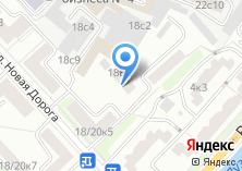 Компания «Содружество-М» на карте
