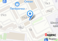 Компания «Экомекс» на карте