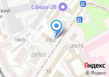 Компания «MERILKACOM» на карте