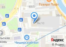 Компания «Мосттранспроект» на карте