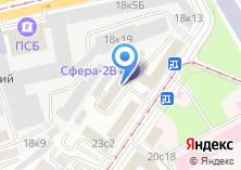 Компания «БТЛаб» на карте
