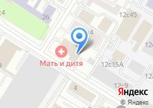 Компания «Финансовое агентство» на карте