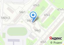 Компания «ТРИ ШАГА» на карте