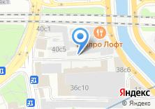 Компания «Инжект» на карте