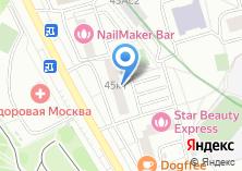 Компания «Управа района Орехово-Борисово Северное» на карте