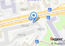 Компания «Регистратор РОСТ» на карте
