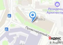 Компания «Независимая оценка и экспертиза» на карте