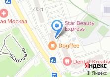 Компания «ЕвроСпецСтрой» на карте
