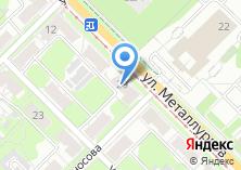 Компания «Мировые судьи Пролетарского района» на карте