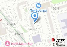 Компания «Магазин аквариумов на Шипиловском проезде» на карте