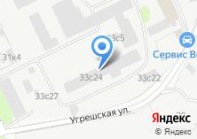 Компания «ОРЭКС» на карте