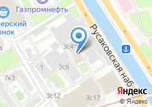 Компания «Rodget.ru» на карте