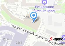 Компания «ИНКАУНТ» на карте