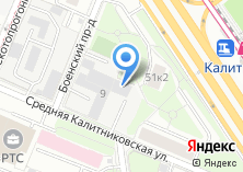 Компания «Русская Артель» на карте