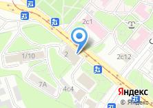 Компания «Салон копировальных услуг» на карте