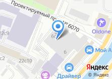 Компания «АКПП» на карте