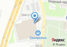 Компания «Проф-Моторс» на карте