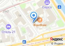 Компания «В цвете» на карте