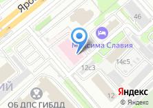 Компания «Станция скорой и неотложной медицинской помощи им. Пучкова А.С.» на карте