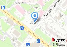 Компания «Спортград» на карте