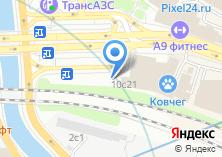 Компания «АВТОПЕГАС-21» на карте