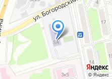 Компания «Специальная (коррекционная) общеобразовательная школа-интернат №29» на карте