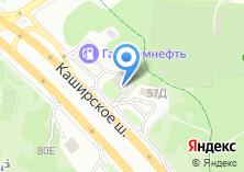 Компания «Реинвест» на карте