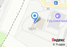 Компания «Грузовая автомойка» на карте