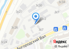 Компания «Щитэлектрокомплект» на карте