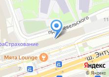 Компания «Новое Торговое Партнерство» на карте