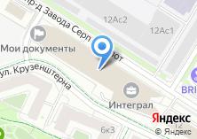 Компания «Интеграл - бизнес центр» на карте