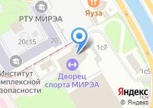 Компания «Дворец спорта» на карте