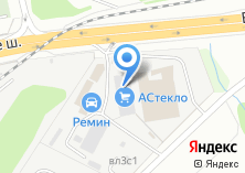 Компания «АСТ-Комфорт» на карте