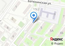 Компания «В Курьяново» на карте