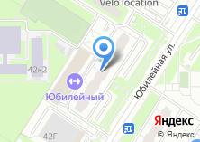 Компания «Лекта» на карте