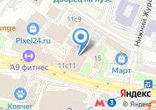 Компания «Hobbypack» на карте