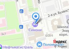 Компания «Профессиональное объединение адвокатов и юристов» на карте