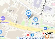 Компания «Шеф-Повар» на карте