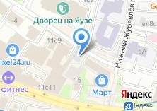 Компания «Троицкая Камвольная Фабрика» на карте