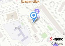 Компания «Мелисса» на карте
