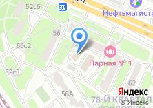 Компания «Территориальная избирательная комиссия Нижегородского района» на карте