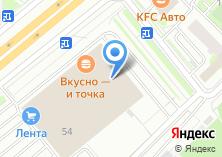 Компания «Фабрика Декора» на карте